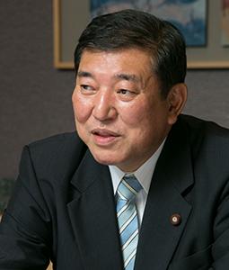石破 茂   とっとり自民党 - 自由民主党鳥取県支部連合会